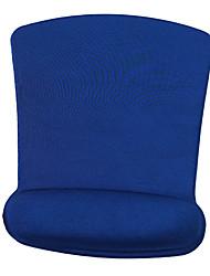 24,5 * 19,5 * 2.3cm Speicher Baumwolle Massage Mauspad mit Handgelenkschutz für Desktop / Laptop / Computer