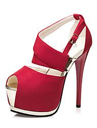 Women's Shoes  Stiletto Heel Heels / Peep Toe / Platform / Gladiator / Basic Pump / Creepers /