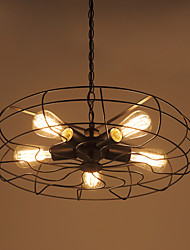 Vintage Style fan Pendant Lights Living Room / Bedroom / Dining Room / Kitchen / Study Room