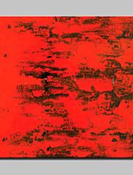 grande peint à la main peinture moderne à l'huile abstraite sur toile Photo de l'art mural avec cadre étiré prêt à accrocher
