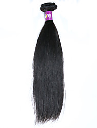 "1 Pc /Lot 12""-30""7A Peruvian Virgin Hair Straight Human Hair Wefts 100% Unprocessed Peruvian Remy Hair Weaves"