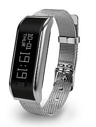 HR07 Bracciale smart / Localizzatore di attivitàIndicatore del sonno / Monitoraggio frequenza cardiaca / Trova il mio dispositivo /