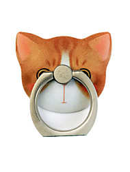 Ring Hook Universal Smartphone Mount Cat Pattern