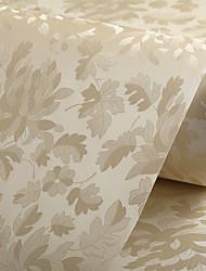 Tapete Blumen Tapete Zeitgenössisch Wandverkleidung,PVC/Vinyl ja