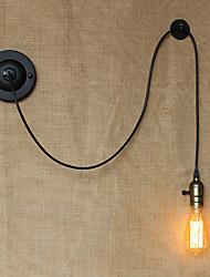 Wall Sconces , Traditional/Classic Retro E26/E27 Metal