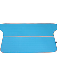 Car Camping Mat Folded Thickening Snow Block Two In One Anti-UV Sun Insulation Sunshade