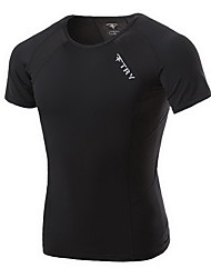 Men's Running Tops / T-shirt Running Compression Sports Wear