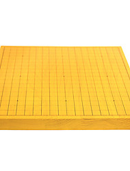 Royal St. 32 Mm Fish Wood A Two-Sided Dual-Use Chinese Chess Board Go Suit Go Plate + Single Cloud/Common Jujube Cans