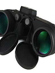 Nikula 7x 50mm mm Binóculos bak4 Alta Definição / De Mão 124m/1000m 5m Foco Independente Revestimento MúltiploUso Genérico / Observação