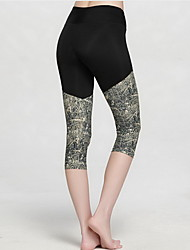 Running Bottoms Women's Compression / Sweat-wicking Running Sports Sports Wear