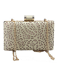 L.WEST Women's Hollow Out Evening Bag