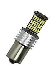 2x белый 1156 G18 BA15s 45 4014 привело указатель поворота задний лампочка d068 12-24В