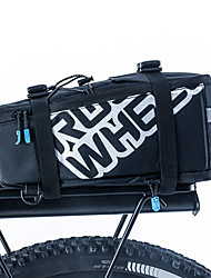 Bike Bag 5LPanniers & Rack Trunk / Shoulder Bag Waterproof / Shockproof / Wearable Bicycle Bag PU Leather / 400D Nylon Cycle Bag