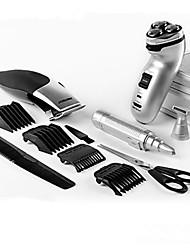 Ferro arricciacapelli / Asciugacapelli Per capelli bagnati e asciutti Others Cavo girevole / Spia di alimentazione Argento Normale PRITECH
