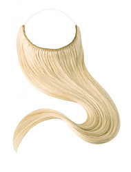 "16 ""-24"" extension de cheveux remy invisible remorque extensions de couronne 80 g"