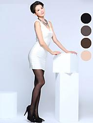 BONAS® Feminino Cor Única Fino Legging-B16591