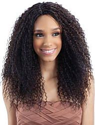 rendas frente peruca estilo celibrity sintético perucas sintéticas 10-22inch
