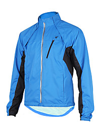 TASDAN Bike/Cycling Windbreakers / Woman's Jacket / Jersey + Pants/Jersey+Tights / Tops Women's / Men's Long SleeveWaterproof /