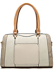 Women-Formal Travel Luggage/ Casual / Outdoor Zipper Crossbody & Messenger/Tote / Shopping-PU-Tote