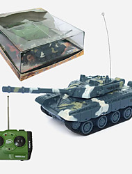 Four Track Driving Simulation Remote Control,Charging Tanks- China Type 99 Main Battle Tanks 1