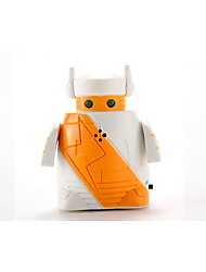 Speeltjes voor Jongens Robot YQ YQ88192-5 Intelligent Orange Radio control