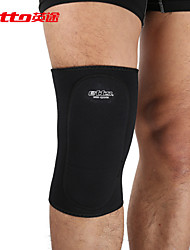 Knee Brace Sports Support Joint support Adjustable Breathable Running Fitness Black