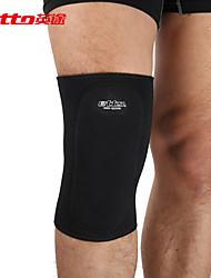 Kniebandage Sport unterstützen Joint Support Einstellbar Atmungsaktiv Laufen Fitness Schwarz