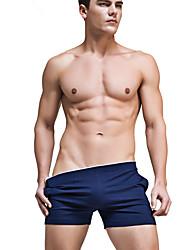 Boxers Pour des hommes Coton / Spandex