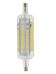 3W R7S LED Corn Lights T 60 SMD 2835 250-300 lm Warm White / Cool White Decorative / Waterproof AC 220-240 V 1 pcs