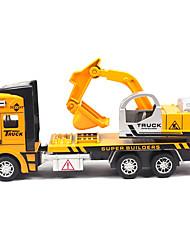 jouet voiture camion 01h48 arrière de modèle de voiture en alliage pelles jouets pour enfants 1:48 pelles (9pcs)