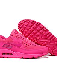 Sapatos Corrida Feminino Vermelho Couro Envernizado / Tule / Tecido