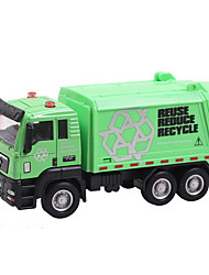 Dibang - children's toys alloy car models 1:55 glide truck model toy car garbage truck (6PCS)
