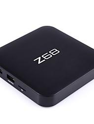 z68 caixa de tv rk3368 2g / 16g 8-core android 5.1 Bluetooth 4.0 HDMI 2.0 2,4 g / 5g 4kx2k suporte wi-fi&reprodutor de mídia on-line