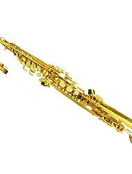 einstellbare Drop b Ton Saxophon, Sopran-Saxophon
