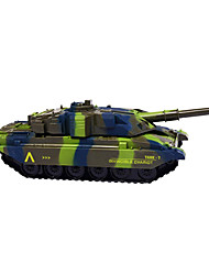 Remote Control Tank Model Super Charge Against Tanks Move Boy Filial Children Cross-Country Toy Car Remote Control Car