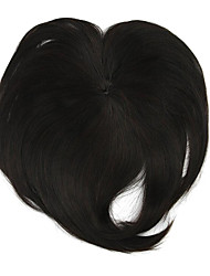 Wig Black 10CM High-Temperature Wire Replacement Bangs Colour 2/33