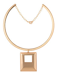 LGSP Women's Alloy Necklace Daily Non Stone61161058