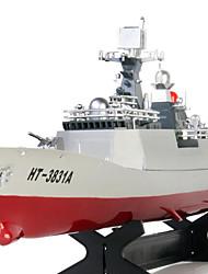 HT HengTai HT-3831A 1:10 RC лодка Бесколлекторный электромотор 2ch