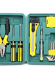 atender uma caixa de ferramentas de emergência (11 peça, pequeno)