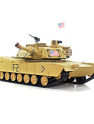 Tank 1 SEP Ai Brahms Bersion 3918 Main Battle Tanks All Alloy Toy Acousto-Optic Military Model