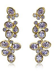Boucle Boucles d'oreille goutte Bijoux 1 paire Mode Mariage / Soirée / Quotidien / Décontracté / N/C Femme