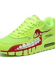 Women's / Unisex Running Shoes Tulle Black / Green