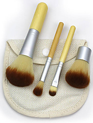 4pcs Makeup Brushes Set Professional Face Others