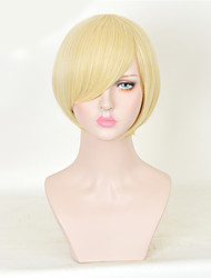 Women's Fashion Short Wig Top Quality Synthetic Wigs