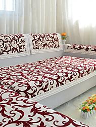 européen canapé jacquard classique couverture tissu flocage serviette canapé