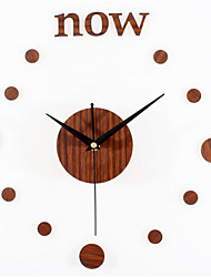 NOW Run Time DIY Wall Clock