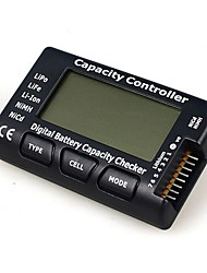 Cellmeter7/1-7S Digital Battery Capacity Checker Display Voltage Test Tester Controller For Lipo LiFe Li-ion NiMH