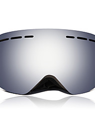 lunettes de ski wosawe doubles UV400 anti-buée des lunettes de masque de ski de ski hommes femmes de protection neige lunettes de