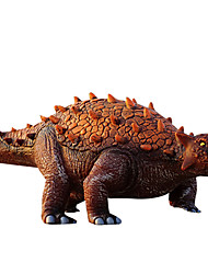 The Model Toy Dinosaur Kena World Jurassic Park Sound Super Soft Toys Ankylosaurus