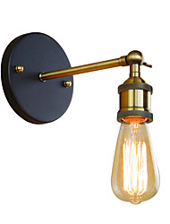 Retro Industrial Style Creative Country Metal Restaurant Cafe Bars Bar Table Wall Lights Send 1 Bulb
